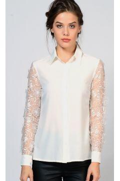 Jovonna Beyaz Elbise(117646876)