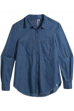 Animal Worker Shirt LS blauw(95394551)