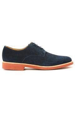 Derby-Schuhe aus Wildleder(112328025)