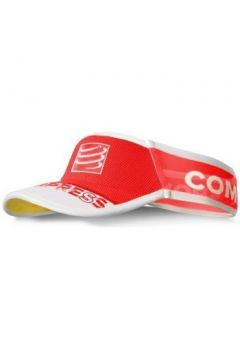 Casquette Compressport ULTRALIGHT VISOR V2 rouge(88490191)
