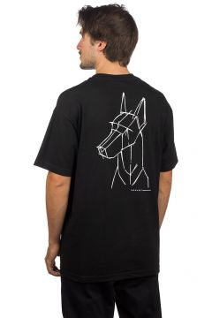 Moodswings Beware T-Shirt zwart(85176893)