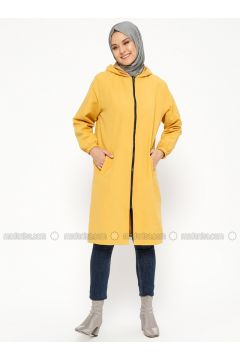 Yellow - Unlined - Topcoat - Laruj(110319720)