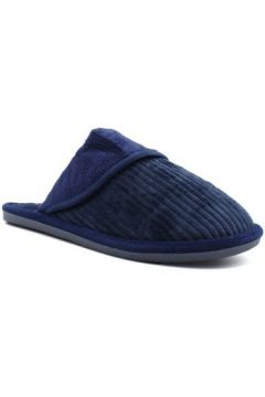 Chaussons Kebello Chaussons en velours H Marine(127907553)