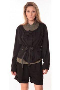 Veste Sack\'s Veste Woman Noire 21150088(115471446)