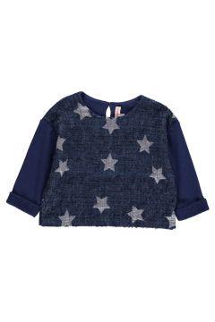 Sweatshirt Sterne Lurex Jungle(113612039)