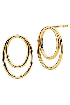 Universe Accessories Jewellery Earrings Hoops Gold IZABEL CAMILLE(112085196)