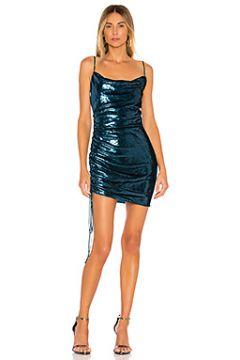 Мини платье shiny astrid - Cinq a Sept(115058361)