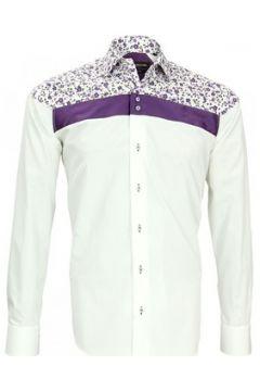 Chemise Emporio Balzani chemise mode fiorino blanc(115424038)