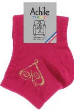 Chaussettes enfant Achile Chaussettes courtes motif Love en coton(115455561)