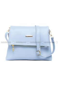 Blue - Shoulder Bags - Bagmori(110320567)