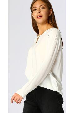 Vero Moda Beyaz T-Shirt(113966775)