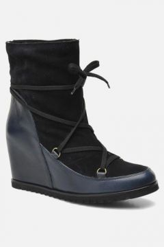 Fabio Rusconi - Bertie - Stiefeletten & Boots für Damen / blau(111584936)