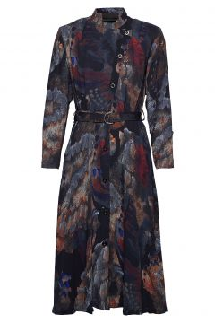 Robe Dress Kleid Knielang Bunt/gemustert DIANA ORVING(114164122)