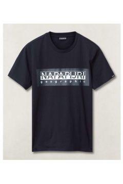 T-shirt Napapijri N0YIEI SELE(115506601)