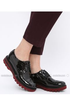 Black - Casual - Shoes - Gezer(110328633)