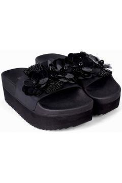 Sandales Thewhitebrand High flower black(101667397)