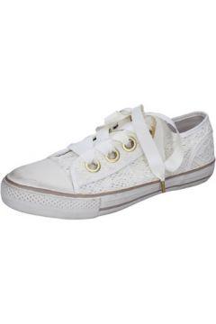 Baskets Ash sneakers blanc textile AB629(115393847)