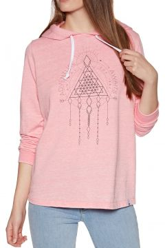 Animal Adventurer Damen Kapuzenpullover - Strawberry Pink(110360979)