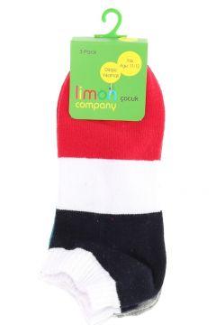 Limon Erkek Çocuk Soket Çorap(124606220)