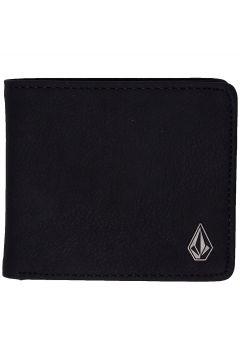 Volcom Slim Stone PU Wallet zwart(85172549)