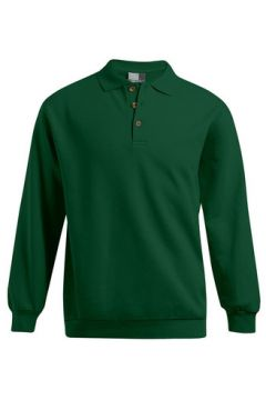Sweat-shirt Promodoro Polo sweat manches longues grande taille Hommes promotion(127963964)