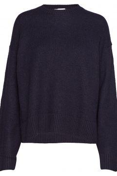 Dover Sweater Strickpullover Blau HOPE(114153188)