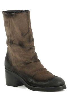 Bottes N\'sand Boots plissées en cuir(88551794)