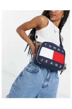 Tommy Jeans - Borsa a tracolla heritage blu navy(123794538)