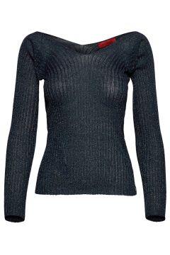 Procida T-Shirts & Tops Knitted T-Hemd/tops Blau MAX&CO.(119350366)