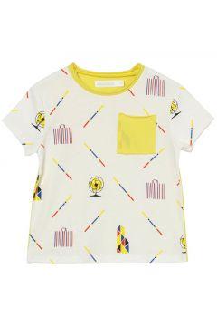 T-Shirt mit Tasche(113612153)