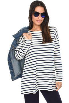 T-shirt Isabella Oliver T-shirt marinière de grossesse manches longues(101543873)
