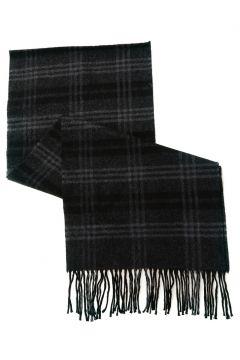 Cotton Bar Ekoseli Siyah Atkı(118019907)