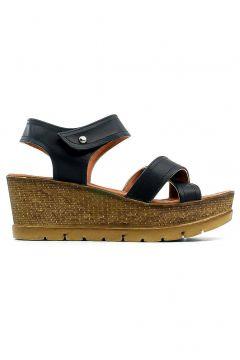 Ayakdaş Kadın Dolgu Topuk Sandalet Ayakkabı 20y 5485-1017 Z(120455629)