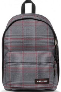 Sac Eastpak Sac à dos gris motif écossais EK767 73X Chertan Red(115540056)