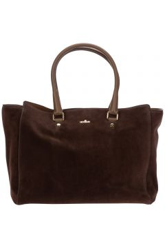 Women's suede shoulder bag(118364170)