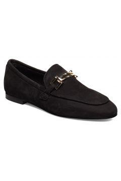Penny Loafers Flache Schuhe Schwarz NUDE OF SCANDINAVIA(108574134)