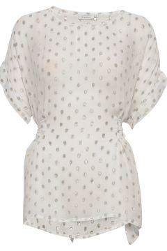 Dafna Blouses Short-sleeved Creme MASAI(109243099)