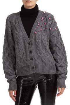 Women's cardigan sweater(126468939)