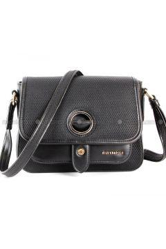 Black - Shoulder Bags - Silver Polo(110324493)