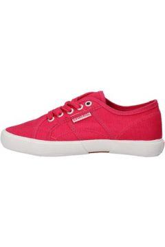 Chaussures enfant Everlast sneakers rose toile AF826(115393414)