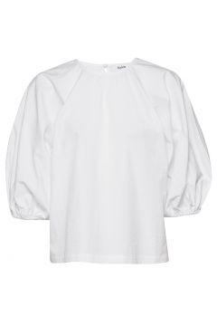 Julius Top Blouses Short-sleeved Weiß STYLEIN(116414305)