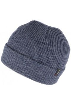 Bonnet Brixton Bonnet Heist Bleu Denim en laine(88621211)