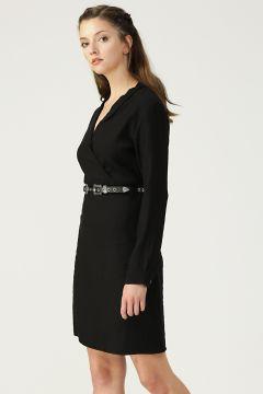 Limon Siyah Elbise(113985225)