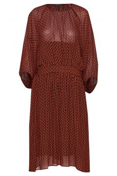 Solrun Kleid Knielang Rot STELLA NOVA(114163295)