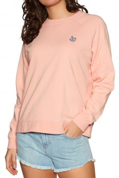 Sweat Femme Element Branded Crew - Coral Pink(111323987)