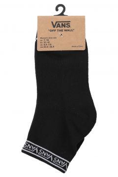 Vans Low Tıde Sock 7-10 1Pk Kadın Çorap Siyah(100827603)