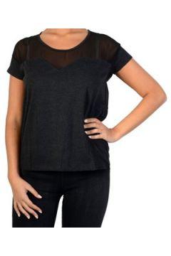 T-shirt Kaporal Tee Shirt Manti Black(115634288)