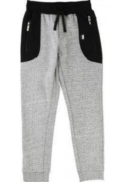 Jogging enfant Karl Lagerfeld Jogging gris et noir(98529156)