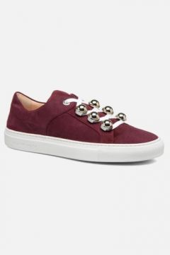 SALE -40 Carven - Germain - SALE Sneaker für Damen / weinrot(111610078)
