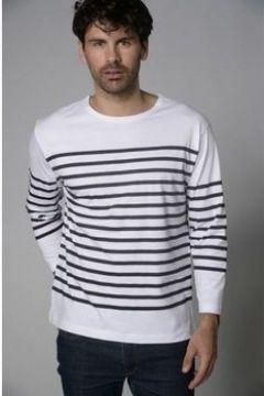 T-shirt Urban Classics T-shirt mariniere col bateau(127967186)